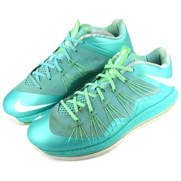 the best attitude 8f595 1ad09 Nike LeBron X Low Easter 579765-300 Sneakers 9.5. M 5c7f39fcf63eeae3ad971ff7